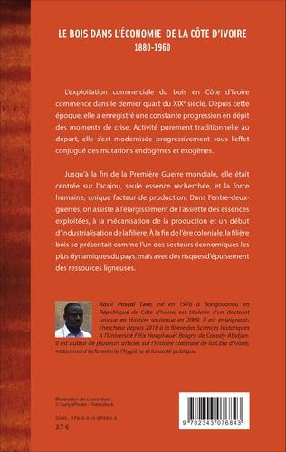 4eme Le bois dans l'économie de la Côte d'Ivoire