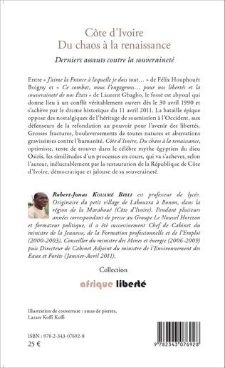 4eme Côte d'Ivoire