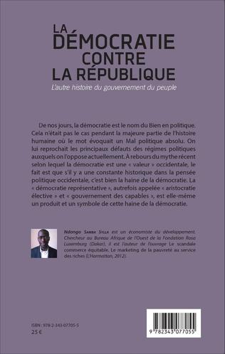 4eme La démocratie contre la République