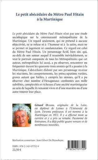 4eme Le petit abécédaire du Métro Paul Hitain à la Martinique