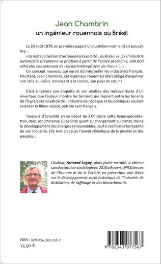 4eme Jean Chambrin un ingénieur rouennais au Brésil