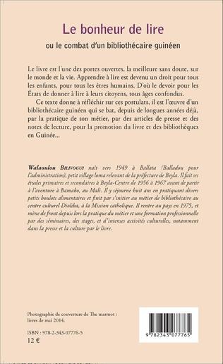 4eme Le bonheur de lire