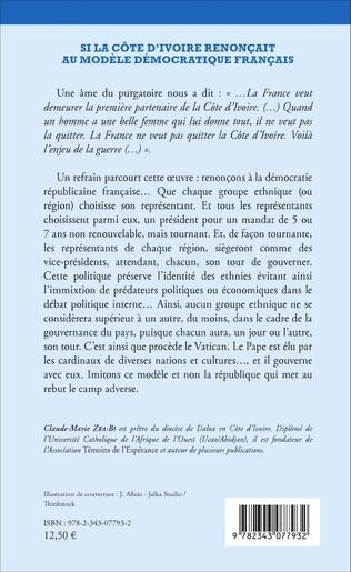 4eme Si la Côte d'Ivoire renonçait au modèle démocratique français