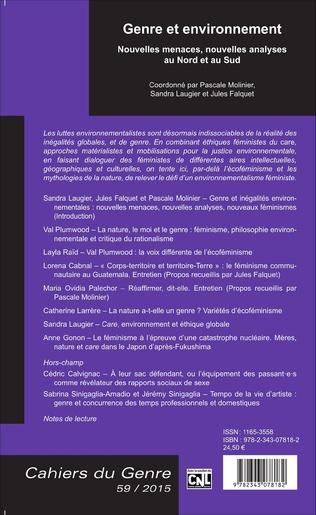 4eme Tempo de la vie d'artiste : genre et concurrence des temps professionnels et domestiques