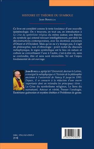 4eme Histoire et théorie du symbole