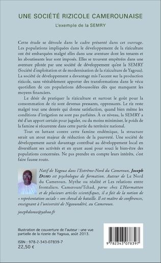 4eme Une société rizicole camerounaise