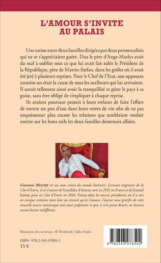 4eme L'amour s'invite au palais