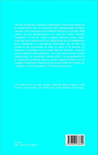 4eme Pouvoir, histoire et langues