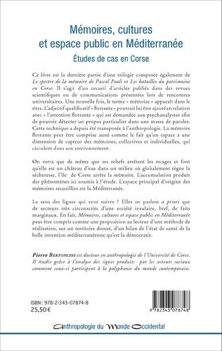 4eme Mémoires, cultures et espace public en Méditerranée