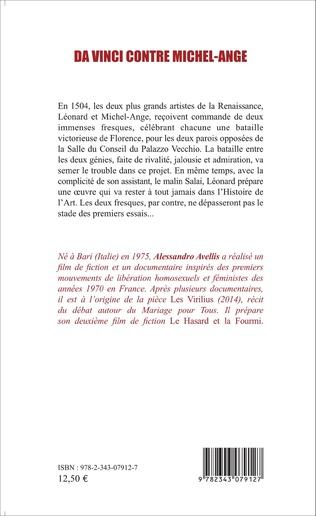 4eme Da Vinci contre Michel-Ange