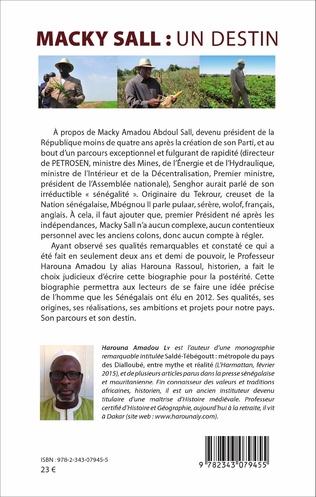 4eme Macky Sall : un destin