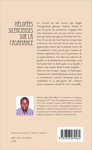 4eme Mélopées silencieuses sur la Casamance