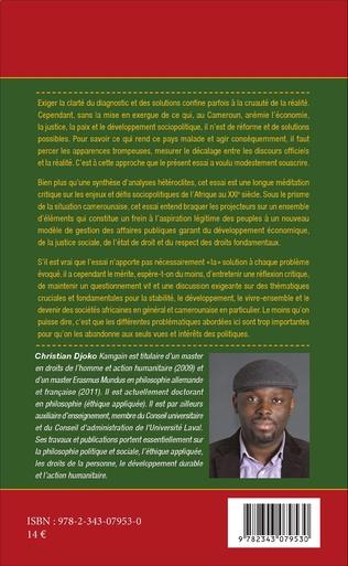 4eme État de droit et droits de la personne en Afrique centrale