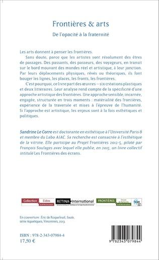 4eme Frontières & arts