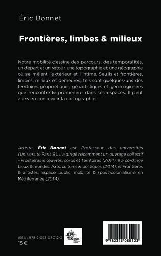 4eme Frontières, limbes & milieux
