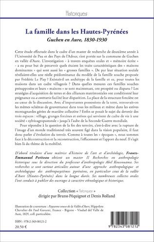 4eme La famille dans les Hautes-Pyrénées