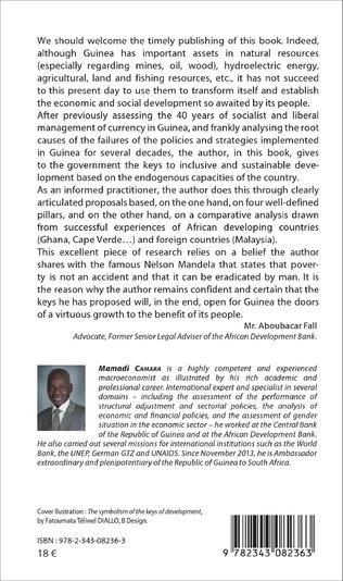4eme Keys to Guinea's Development