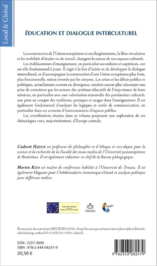 4eme Éducation et dialogue interculturel