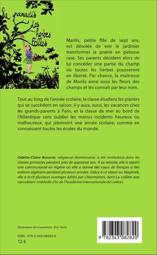 4eme Le Paradis des herbes folles