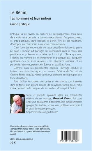 4eme Le Bénin, les hommes et leur milieu
