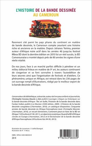 4eme L'histoire de la bande dessinée au Cameroun
