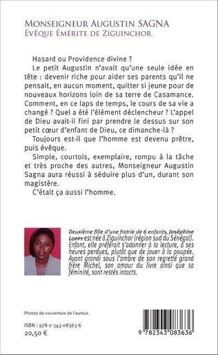 4eme Monseigneur Augustin Sagna Evêque émérite de Ziguinchor