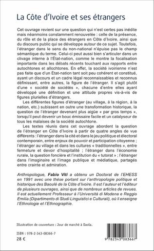 4eme La Côte d'Ivoire et ses étrangers