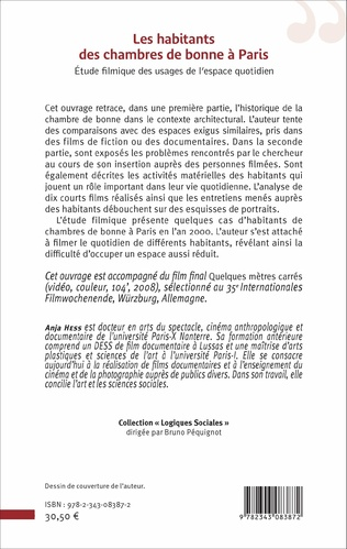 4eme Les habitants des chambres de bonne à Paris