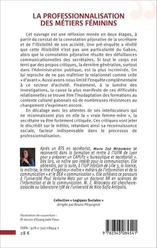 4eme La professionnalisation des métiers féminins
