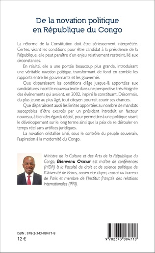 4eme De la novation politique en République du Congo