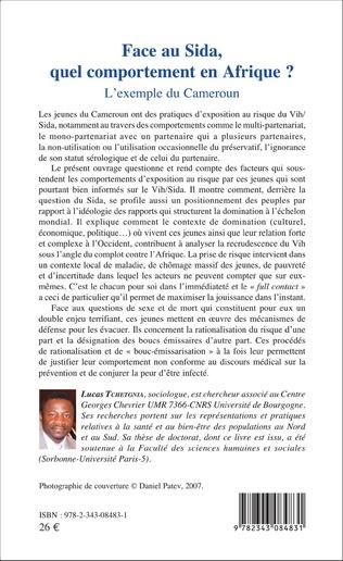4eme Face au Sida, quel comportement en Afrique ?