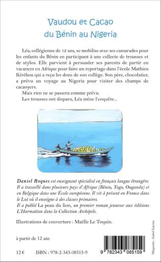 4eme Vaudou et Cacao du Bénin au Nigeria