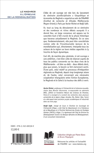 4eme Le Maghreb à l'épreuve de la mondialisation