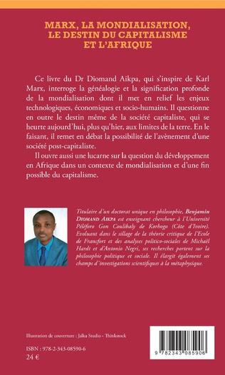 4eme Marx, la mondialisation, le destin du capitalisme et l'Afrique