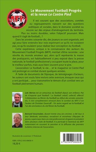 4eme Le Mouvement football Progrès et la revue <em>Le Contre Pied</em>