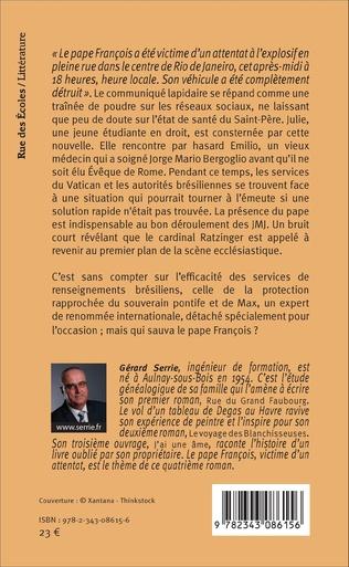 4eme Celui qui sauva le pape François
