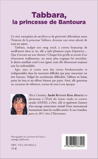 4eme Tabbara, la princesse de Bantoura