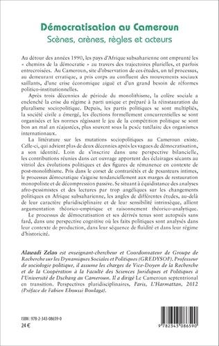 4eme Démocratisation au Cameroun