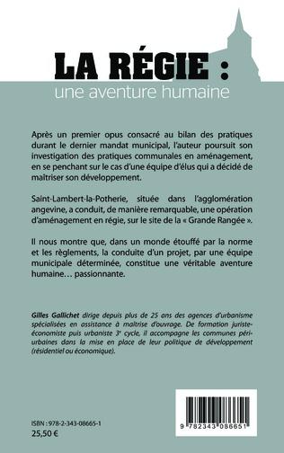 4eme La régie :