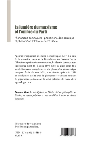 4eme La Lumière du marxisme et l'ombre du Parti