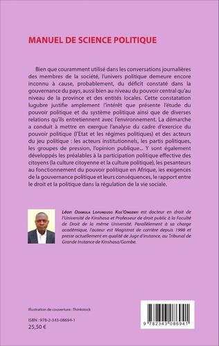 4eme Manuel de science politique
