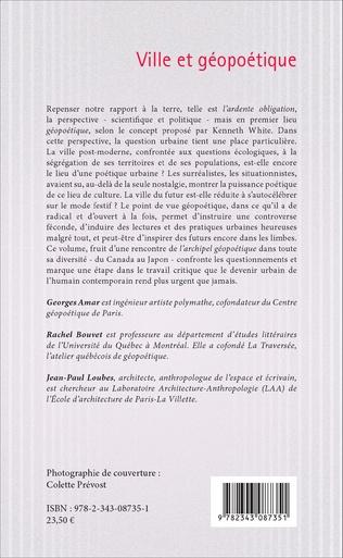 4eme POSTFACE Amorce d'un débat