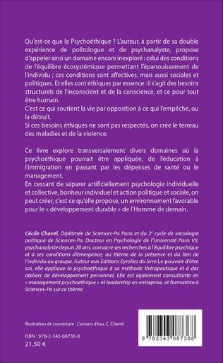 4eme Psychoéthique : du bien-être individuel à l'épanouissement collectif