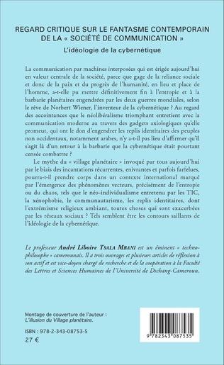 4eme Regard critique sur le fantasme contemporain de la « société de communication »