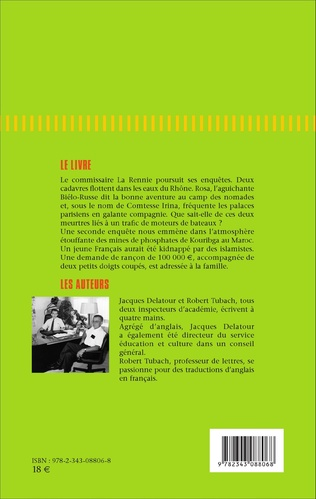 4eme Les enquêtes du commissaire La Rennie