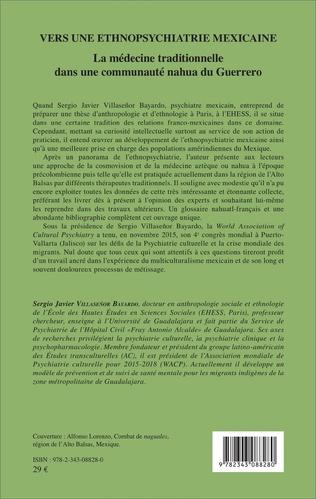 4eme Vers une ethnopsychiatrie mexicaine