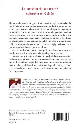 4eme La question de la pluralité culturelle en Guinée