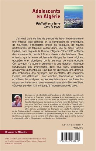 4eme Adolescents en Algérie