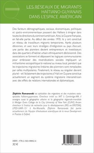 4eme Les réseaux de migrants haïtiano-guyanais dans l'espace américain
