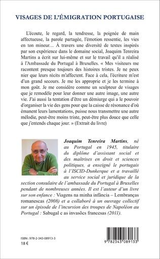 4eme Visages de l'émigration portugaise